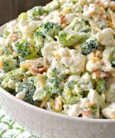 Best Cauliflower Salad