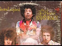 Hendrix, Electric Ladyland, side C complete, Rainy Days..1983..Moon Turn...