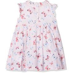 Zippy Baby-Mädchen Kleid Rosa