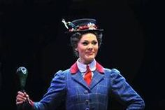"""Summer Naomi Smart stars as the """"practically perfect"""" nanny in Marriott Theatre's regional premiere of """"Mary Poppins."""""""