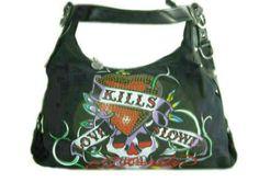 Ed Hardy Handbag #Ed Hardy Handbag