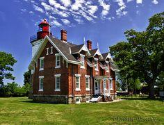 Dunkirk Historical Lighthouse ~ New York