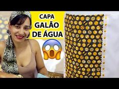 Capa de Galão de Água - TÉCNICA ESPECIAL: Aprenda a fazer! - YouTube