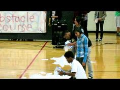 I-Poly Pep Rally Game Feb. 2012 - YouTube