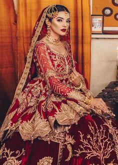 Wedding Dresses With Sleeves Corset .Wedding Dresses With Sleeves Corset Pakistani Dresses Casual, Pakistani Wedding Outfits, Indian Bridal Outfits, Indian Bridal Fashion, Pakistani Wedding Dresses, Indian Dresses, Pakistani Bridal Lehenga, Bollywood Bridal, Pakistani Clothing