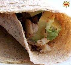 Fish Tacos with Low-Carb & Gluten-Free Protein Tortillas