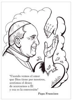 El Rincón de las Melli: Papa Francisco: La conversión