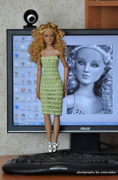 My doll on My Computer | Flickr - Photo Sharing!