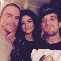 Derek, Bethany & Mark at her birthday party❤️❤️❤️