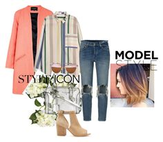 """""""Styles Icon"""" by el-khawla ❤ liked on Polyvore featuring Paper London, OKA, Alexander McQueen and Sole Society"""