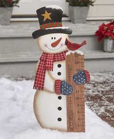 Gifts, Unique Finds, Home Decor, Housewares – Holzarbeiten Wooden Christmas Crafts, Handmade Christmas Decorations, Christmas Signs, Xmas Crafts, Rustic Christmas, Christmas Art, Christmas Projects, Wood Snowman, Snowman Crafts