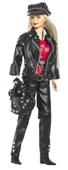 1997 - Harley Davidson Barbie