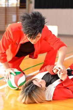 REIKA(reika2011) Teturo Kuroo, Kenma Kozume Cosplay Photo - WorldCosplay