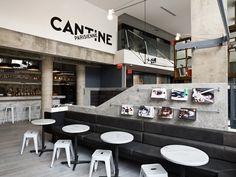 Cantine Parisienne, New York, USA