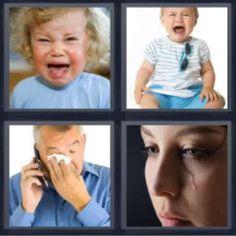 4 fotos 1 palabra bebe - Pulsa sobre la foto para ver la solución