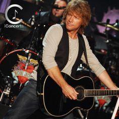 "Bon Jovi,""Lost Highway-The Concert"",Chicago,July 2007."