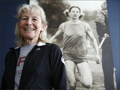 In 1976, Doris Heritage became the first woman to finish in under three hours