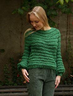 Pickles - Monstera - Knitting Pattern/Yarn Kit