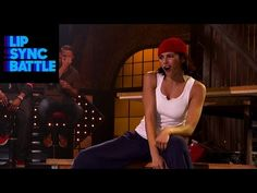 "Channing Tatum & Beyonce's ""Run The World (Girls)"" vs. Jenna Dewan-Tatum's ""Pony"" | Lip Sync Battle - YouTube"