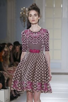 Temperley London Spring Summer 2014. NOWFASHION