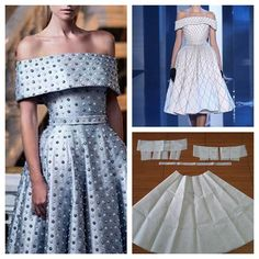 "47 Likes, 2 Comments - Jasa Pembuatan Pola Pakaian (@modellistepattern) on Instagram: ""Sabrina dress as seen.  Size by request  Order by line : @modelliste (with @) #modellistepattern…"""