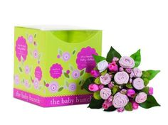 The Baby Bunch Large Bunch Pink 0 to 6 Months