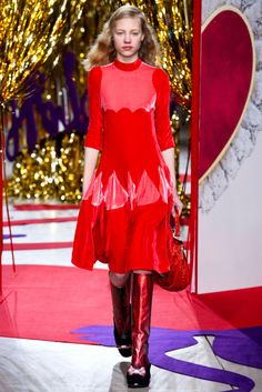 Fall 2014 RTW Meadham Kirchhoff Collection