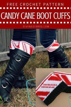 Ideas Crochet Christmas Boot Cuffs Knitting Patterns For 2019 Crochet Headband Pattern, Crochet Flower Patterns, Knitting Patterns Free, Crochet Flowers, Crochet Ideas, Free Pattern, Knit Patterns, Dress Patterns, Crochet Projects