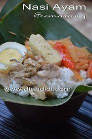Diah Didi's Kitchen: Inspirasi Menu Buka Puasa / Sahur Hari ke 7 ( Nasi Ayam Semarang )