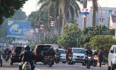 Ribuan Payung Cantik Warnai Jalan Utama Kota Bogor   Heibogor.com 100% Bogor