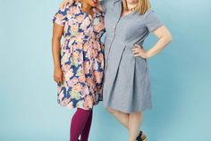 Introducing the Cashmerette Montgomery Shirtdress!