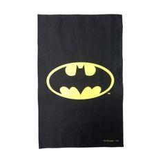 Pano de Prato Batman - R$ 21,00