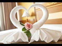 Bastidores TV Aparecida | Aprenda a fazer um cisne romântico com Clau Troiano! - YouTube