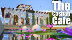 The Casbah Cafe at Kiwi Sims 4 • Sims 4 Updates