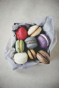 Macaron: piccole dolcezze golose