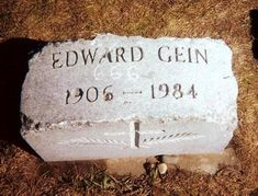 Grave of Ed Gein – Plainfield, Wisconsin - Atlas Obscura Grave of Ed Gein Eternal resting place of the grave robber and murderer who served as inspiration for many of cinema's famous madmen.