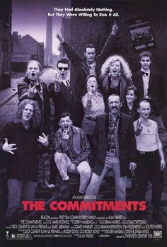 The Commitments 27x40 Movie Poster (1991)