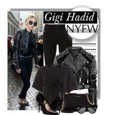 Gigi Hadid - Diesel show - NYFW2015