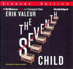 The Seventh Child: Library Edition (CD-Audio), Blue