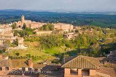 sienna, italia