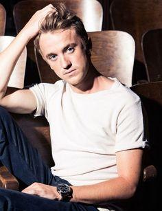 Tom Felton aka... Draco Malfoy :)
