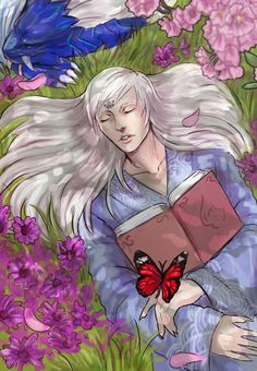 Aion lorde Kaisinel sleeping