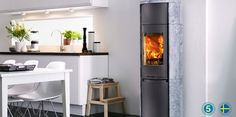 Contura 590T style stove at Stove World Glasgow.  http://www.stove-world.com