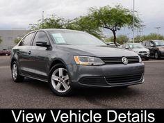 2013 Volkswagen Jetta Sedan Vehicle Photo in Peoria, AZ 85382
