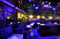 night club furniture   Arc Restaurant ,Bar & Nightclub in Paris, France   Chic Traveler