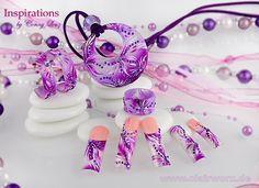 Klebeschablonen - LENZ art products - Kreativ von A-Z Uv Gel, Nailart, Fingernail Designs, Schmuck
