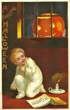 Happy Halloween to the Pinterest community!