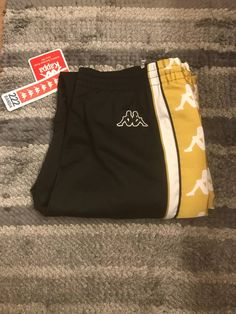 d56b95aa77f Kappa Kappa Track Pants Size 32 - Sweatpants   Joggers for Sale - Grailed  Joggers For