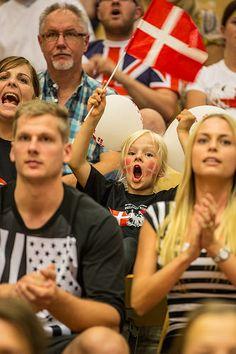 Danish fans | Flickr - Photo Sharing!