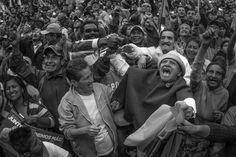 Confira imagens coloridas e em preto e branco do fotojornalista Guilherme Santos.